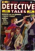 Detective Tales (1935-1953 Popular Publications) Pulp 2nd Series Vol. 4 #1