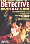 Detective Tales (1935-1953 Popular Publications) Pulp 2nd Series Vol. 6 #1