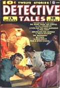 Detective Tales (1935-1953 Popular Publications) Pulp 2nd Series Vol. 6 #3