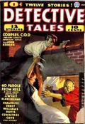 Detective Tales (1935-1953 Popular Publications) Pulp 2nd Series Vol. 7 #1