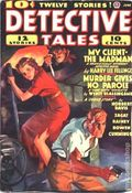 Detective Tales (1935-1953 Popular Publications) Pulp 2nd Series Vol. 9 #3