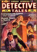 Detective Tales (1935-1953 Popular Publications) Pulp 2nd Series Vol. 10 #2