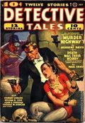 Detective Tales (1935-1953 Popular Publications) Pulp 2nd Series Vol. 12 #4