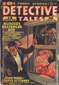 Detective Tales (1935-1953 Popular Publications) Pulp 2nd Series Vol. 14 #1