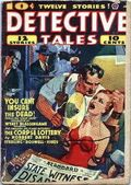Detective Tales (1935-1953 Popular Publications) Pulp 2nd Series Vol. 14 #2