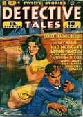 Detective Tales (1935-1953 Popular Publications) Pulp 2nd Series Vol. 18 #1
