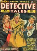 Detective Tales (1935-1953 Popular Publications) Pulp 2nd Series Vol. 18 #4
