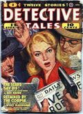 Detective Tales (1935-1953 Popular Publications) Pulp 2nd Series Vol. 19 #4