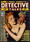 Detective Tales (1935-1953 Popular Publications) Pulp 2nd Series Vol. 24 #1