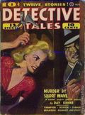 Detective Tales (1935-1953 Popular Publications) Pulp 2nd Series Vol. 25 #4