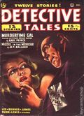 Detective Tales (1935-1953 Popular Publications) Pulp 2nd Series Vol. 35 #1