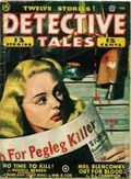 Detective Tales (1935-1953 Popular Publications) Pulp 2nd Series Vol. 35 #3