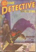 Dime Detective Magazine (1931-1953 Popular Publications) Pulp Nov 1931