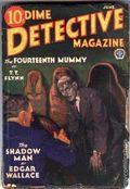 Dime Detective Magazine (1931-1953 Popular Publications) Pulp 1932, #6