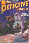 Dime Detective Magazine (1931-1953 Popular Publications) Pulp Vol. 3 #2
