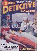 Dime Detective Magazine (1931-1953 Popular Publications) Pulp Mar 15 1933