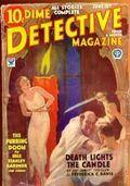 Dime Detective Magazine (1931-1953 Popular Publications) Pulp Jun 15 1934