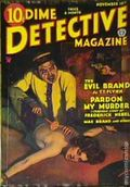 Dime Detective Magazine (1931-1953 Popular Publications) Pulp Nov 15 1934