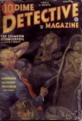 Dime Detective Magazine (1931-1953 Popular Publications) Pulp Mar 1 1935