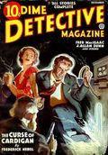 Dime Detective Magazine (1931-1953 Popular Publications) Pulp Dec 1935