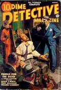 Dime Detective Magazine (1931-1953 Popular Publications) Pulp Aug 1936