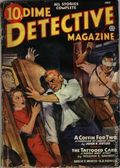 Dime Detective Magazine (1931-1953 Popular Publications) Pulp Jul 1937