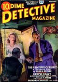Dime Detective Magazine (1931-1953 Popular Publications) Pulp Vol. 25 #4