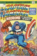 Captain America (1968 1st Series) National Book Store Variants 193