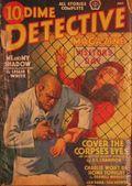 Dime Detective Magazine (1931-1953 Popular Publications) Pulp Jul 1939