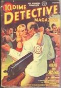 Dime Detective Magazine (1931-1953 Popular Publications) Pulp Dec 1939