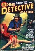 Dime Detective Magazine (1931-1953 Popular Publications) Pulp Jan 1940