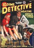 Dime Detective Magazine (1931-1953 Popular Publications) Pulp May 1940