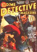 Dime Detective Magazine (1931-1953 Popular Publications) Pulp Oct 1941