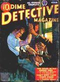 Dime Detective Magazine (1931-1953 Popular Publications) Pulp Dec 1941