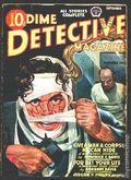 Dime Detective Magazine (1931-1953 Popular Publications) Pulp Sep 1942