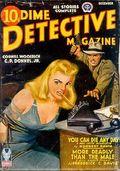 Dime Detective Magazine (1931-1953 Popular Publications) Pulp Dec 1942