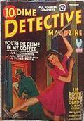 Dime Detective Magazine (1931-1953 Popular Publications) Pulp Feb 1943