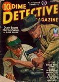 Dime Detective Magazine (1931-1953 Popular Publications) Pulp Mar 1943