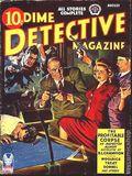 Dime Detective Magazine (1931-1953 Popular Publications) Pulp Aug 1943
