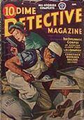 Dime Detective Magazine (1931-1953 Popular Publications) Pulp Sep 1943