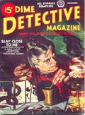 Dime Detective Magazine (1931-1953 Popular Publications) Pulp Dec 1945