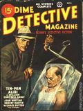 Dime Detective Magazine (1931-1953 Popular Publications) Pulp Vol. 52 #4