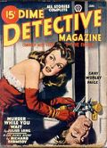 Dime Detective Magazine (1931-1953 Popular Publications) Pulp Vol. 53 #2
