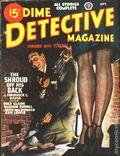 Dime Detective Magazine (1931-1953 Popular Publications) Pulp Sep 1947