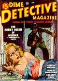Dime Detective Magazine (1931-1953 Popular Publications) Pulp Apr 1949