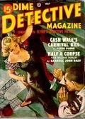 Dime Detective Magazine (1931-1953 Popular Publications) Pulp May 1949
