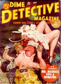 Dime Detective Magazine (1931-1953 Popular Publications) Pulp Aug 1949
