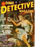 Dime Detective Magazine (1931-1953 Popular Publications) Pulp Feb 1952