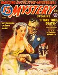 15 Mystery Stories (1950 Popular) Pulp Vol. 40 #2