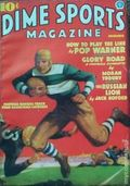 Dime Sports Magazine (1935-1944 Popular Publications) Pulp Vol. 1 #6